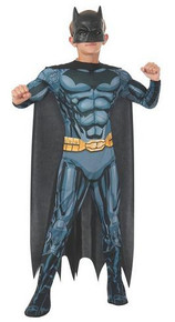 Batman Muscle Chest Costume Deluxe Child