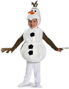 Olaf Frozen Costume Deluxe Child