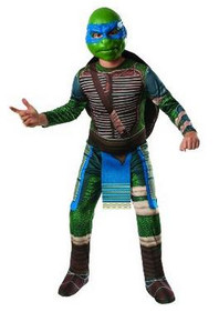 Teenage Mutant Ninja Turtles Movie Costume Child Leonardo