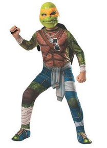 Teenage Mutant Ninja Turtles Movie Child Costume Michelangelo
