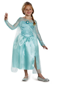 Frozen Elsa Snow Queen Child Costume