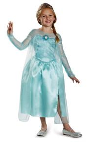 Frozen Elsa Snow Queen Child Costume