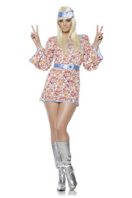 Flower Power Women's Costume*Clearance*