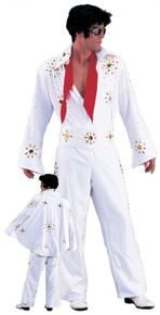 Elvis Jumpsuit Deluxe Adult