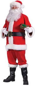 Santa Suit Economy