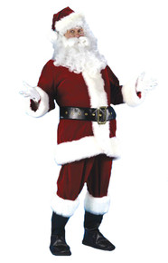 Santa Suit Ultra Velvet (42-48 Jkt)