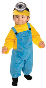 Minion Stuart Costume Toddler 1-2