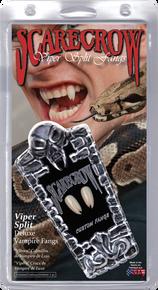 Fangs Viper Split Deluxe Custom Scarecrow