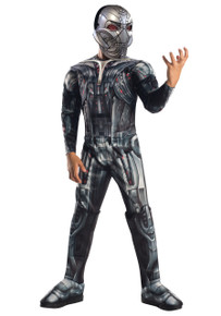 Ultron Avengers 2 Costume Deluxe Child *Clearance*
