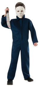 Michael Myers Halloween Costume Child Med 8-10