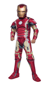 Iron Man Mark 43 Costume Deluxe Child LRG 12-14