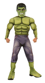 Hulk Avengers Costume Deluxe Child
