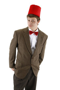 Doctor Who Fez And Bowtie Set