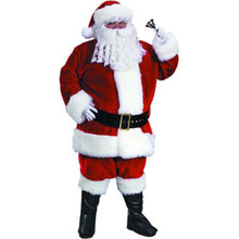 Santa Suit Regency Plush XXL(58-60)