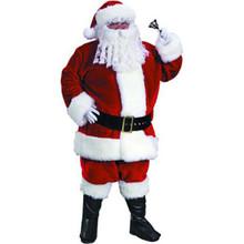 Santa Suit Regency Plush XXL(58-60)