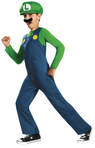 Luigi Classic Child Costume