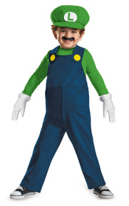 Luigi Toddler Costume 3T-4T