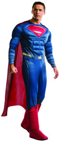Superman Deluxe  Costume Adult Std