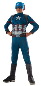 Captain America Civil War Costume Child Small