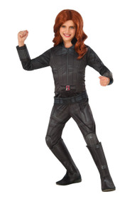 Black Widow Civil War Child Costume