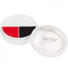 Red White & Black Makeup Wheel 1oz
