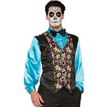Day Of The Dead Men's Vest