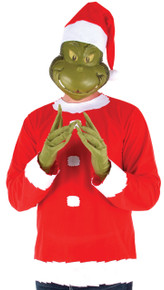 Grinch Adult Costume Small/Medium