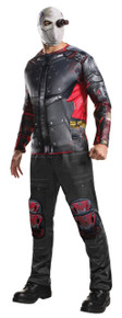 Suicide Squad Deadshot Adult Costume XL