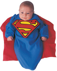 Superman Bunting 0-9 Months