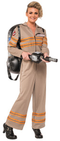 Ghostbuster Deluxe Female Adult Costume
