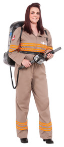 Ghostbusters Female Plus Size Costume