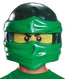 Lego Ninja Lloyd Child Mask