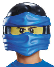 Lego Ninja Jay Child Mask