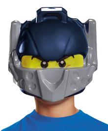 Lego Knight Clay Child Mask
