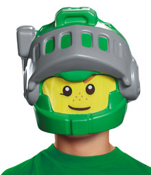 Lego Knight Aaron Child Mask