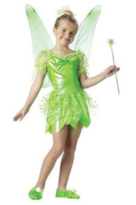 TINKERBELL FAIRY COSTUME CHILD