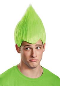 Troll Wig Wacky Green