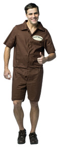 Mr. Cooter Beaver Grooming Adult Costume