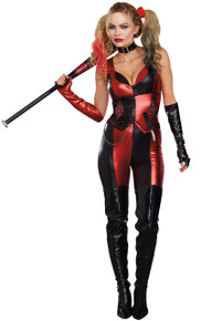Harlequin Blaster Sexy Adult Costume