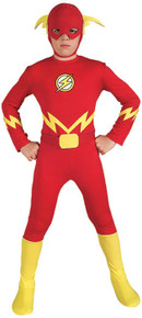 Flash Costume Child