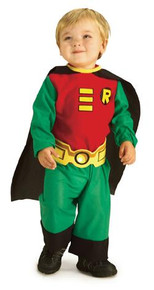 ROBIN TEEN TITANS COSTUME CHILD