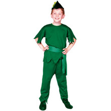 Elf Child Costume