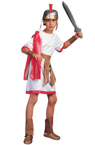 Roman Gladiator Costume Child