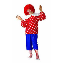 Raggedy Andy Costume Child