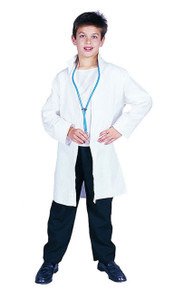 Doctors Lab Coat Child Costume