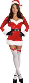 Santa Baby Costume Adult