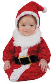 Santa Bunting