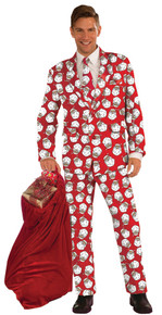 Santa Suit Business Adult Costume