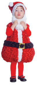 Santa Claus Toddler 2-4 Costume