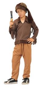 Daniel Boone Child Costume Small